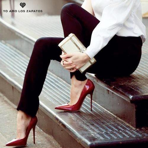 El rojo perfecto