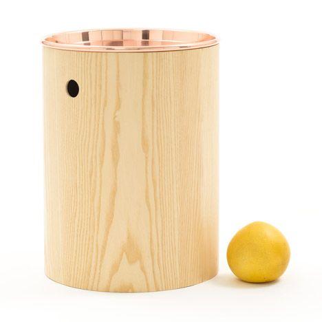 Turné fruit bowl by Pauline Deltour