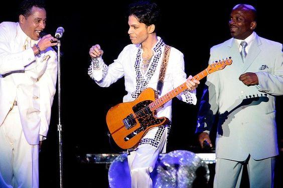 Morris, Prince & Jerome @ Coachella: