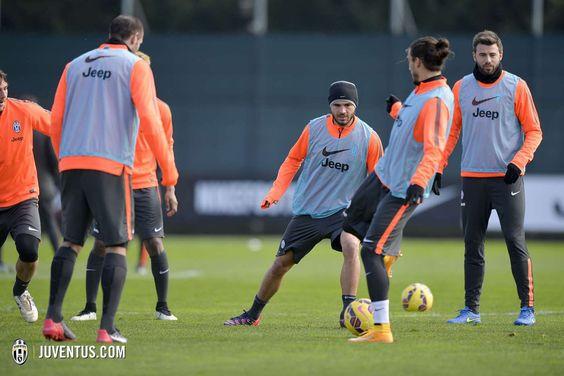 L'allenamento del 17 febbraio 2015 - Juventus.com
