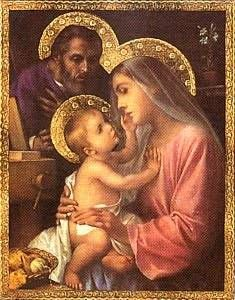 The Holy Family, the Holy Trinity, and You! | Get Fed | Catholic ...:
