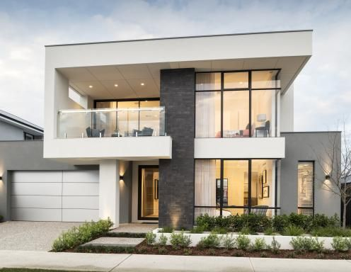 Display Homes Perth Wa Luxury Double Two Storey Display Homes Modern House Floor Plans Facade House Modern Exterior House Designs
