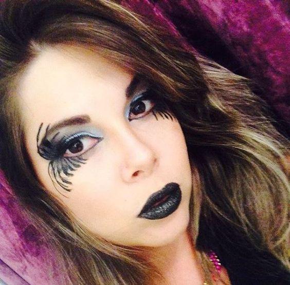 Make poderosa no carão da @fabianeamorim, do Beauty Team da NYX Belém