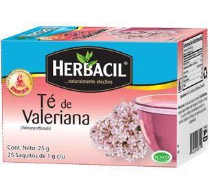 Image result for te de valeriana