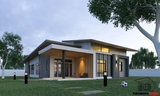 7 Casas Hermosas De Diferentes Tamanos Repletas De Ideas Homify One Storey House Modern Bungalow House Modern Bungalow House Design