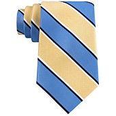 Nautica+Tie,+Blue+Awning+Stripe