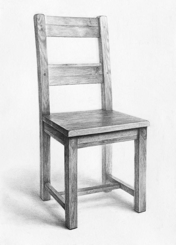 Rocking Chair By Xenonnati On Deviantart Chair Drawing Art Chair Rocking Chair
