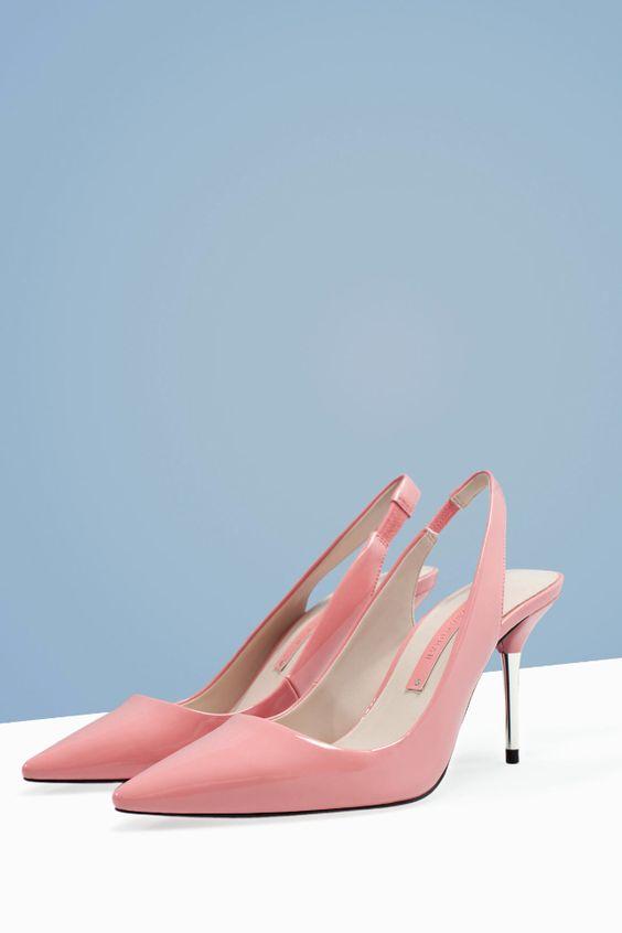 Zara 2014, zapatos