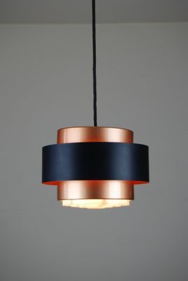Danish Juno Pendant Lamp by Jo Hammerborg for Fog and Mørup