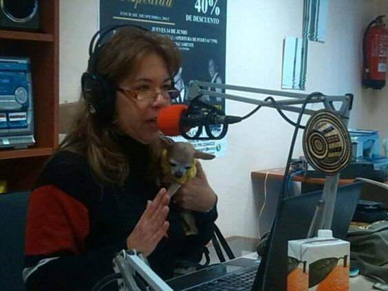 Diana Carbajal Kerkhof  Miembro de Honor de la Red Social Integrada HERMES:
