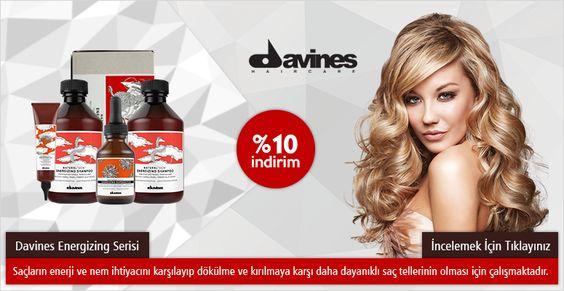 Davines Energizing Serisi