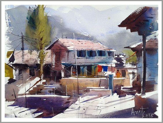 Amit Kapoor, Ghandruk, Nepal