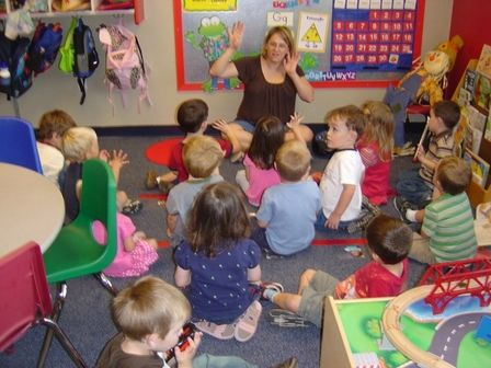 Circle Time Fun songs for preschool
