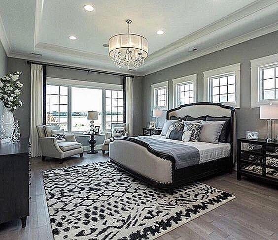 56 Stunning Luxury Bedroom Design Ideas To Get Quality Sleep 17 Autoblog Master Bedroom Interior Design Master Bedroom Interior Luxurious Bedrooms