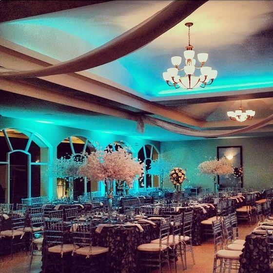 Reception At The CasaMagna Marriott Cancun Resort Mexico Weddings