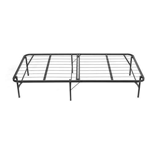 Nova Natural Twin Size Foldable Bed Frame Easy Transport Twin
