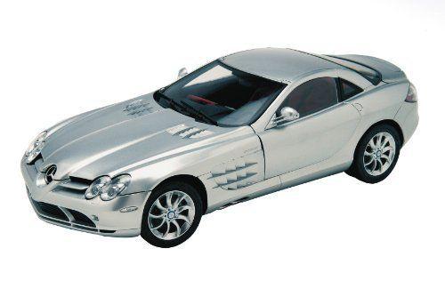 CMC Mercedes-Benz SLR McLaren, Silver 1:12 Scale by CMC-Classic Model Cars, USA, http://www.amazon.com/dp/B003AIKPDQ/ref=cm_sw_r_pi_dp_boMgqb1QN52PY