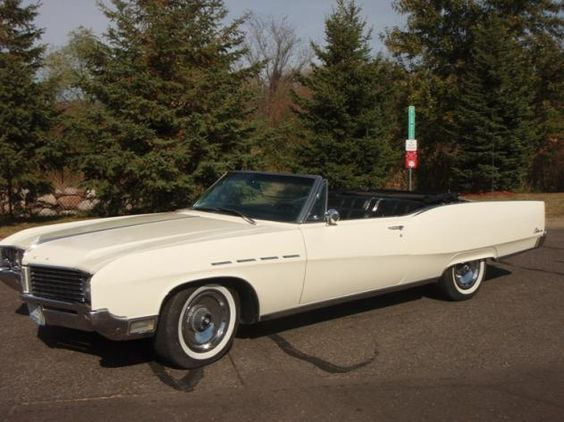 Autotrader classics 1967 buick electra convertible white for Classic american convertibles