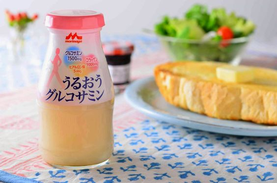 Food Science Japan: Morinaga Glucosamine Drink