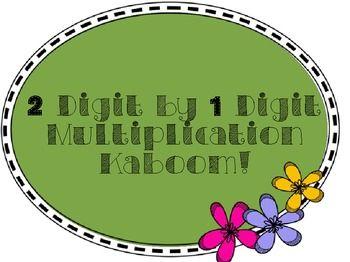Multiplicación, Juego and Juegos de multiplicación on Pinterest
