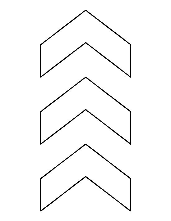 Chevron pattern. Use the printable outline for crafts, creating stencils, scrapbooking, and more. Free PDF template to download and print at http://patternuniverse.com/download/chevron-pattern/