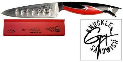 "Guy Fieri 4"" Lil' Guy Paring Knife 