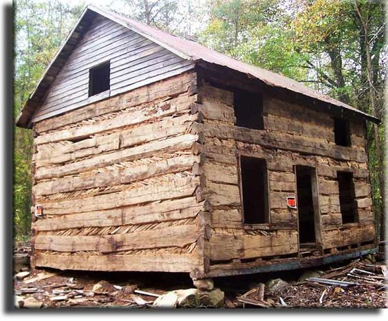 American chestnut originals and cabin on pinterest for Log cabins in shenandoah valley