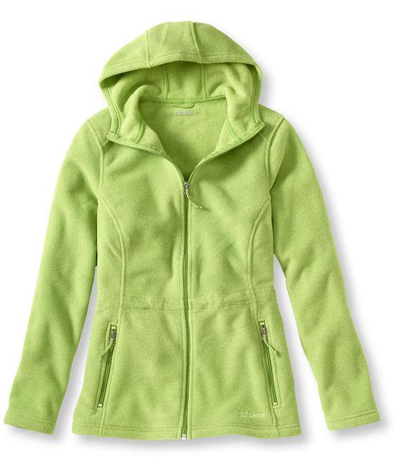 Women's Trail Model Fleece, Drawcord Jacket | $49.99 #Fashion #Trending #Womens Fashion | Visit WISHCLOUDS.COM for more...