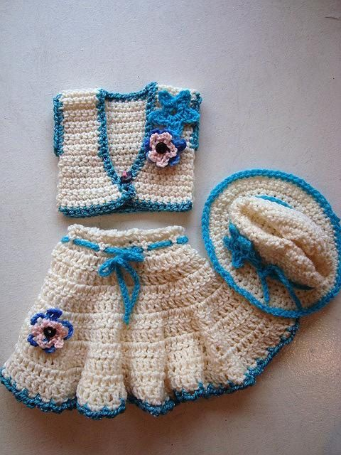 Crochet Baby Cowgirl Pattern : Pinterest The world s catalog of ideas