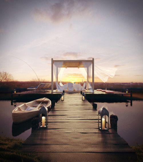 Dock.