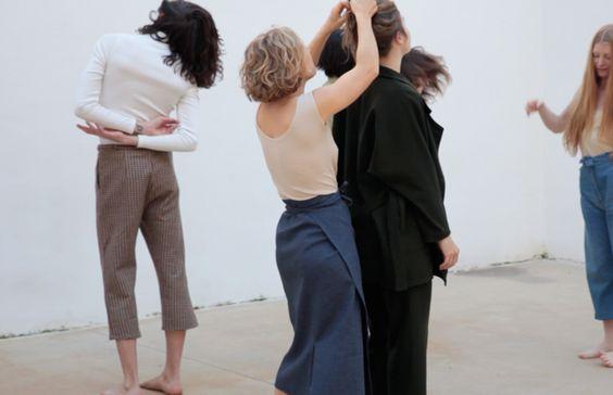 Über den Wolken: simplifying fashion to what counts by Julia Breiter — Kickstarter