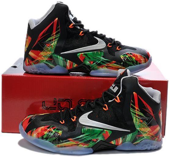 Nehmen Billig Deal Lebron 11s Nike 616175 001 Gelb Billig Schuhe Schwarz