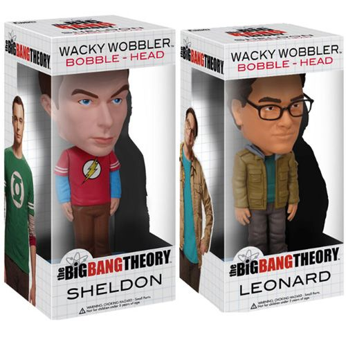 Sheldon or Leonard? Who would you choose in real life? http://www.coolthings.com.au/big-bang-theory-roommates-pack.html #bigbangtheory #sheldon #leonard