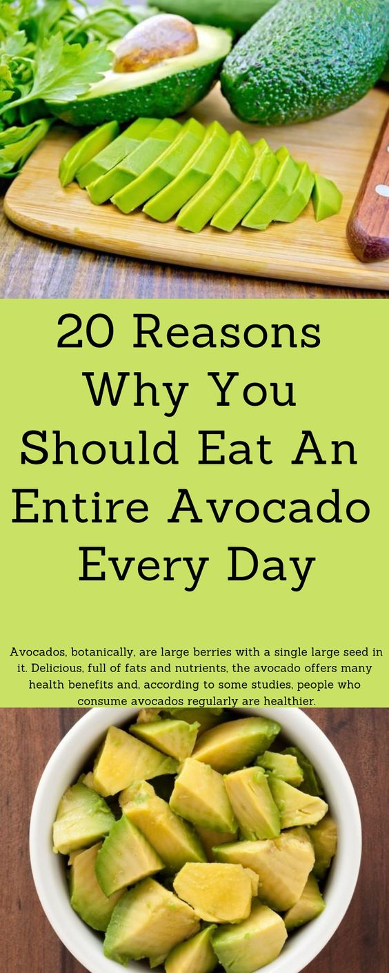 Avocados, botanically, are large berries with a single large seed in it. Delicious, full of fats and nutrients, the avocado offers many health benefits and, according to some studies,