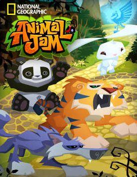 how to get animal jam username