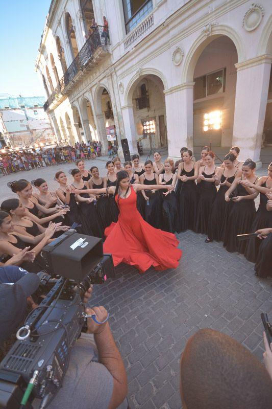 Bailando Clip Shooting - Ana Karla Suarez Lima | flamenco ...