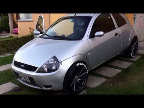 Ford Ka Modificado Ford Ka Custom Modified Youtube Ford