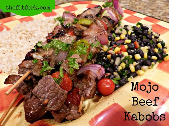 The Magic of Mojo Beef Kabobs (Recipe with Video)