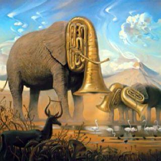 Premonition - Salvador Dali | Fantasy Worlds | Pinterest ...