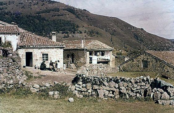 Garabandal Village 1   Color photograph taken between 1961 a…   Flickr
