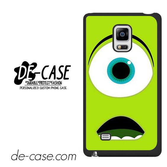 Monster University DEAL-7406 Samsung Phonecase Cover For Samsung Galaxy Note Edge