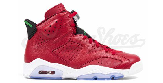 "#AirJordan 6 ""OG Spizike"" #sneakers"
