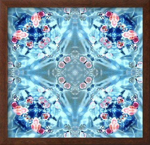Water Mandala No 2 Photographic Print by Alaya Gadeh at AllPosters.com