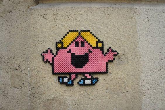 Monsieur Madame - Street Art Bordeaux