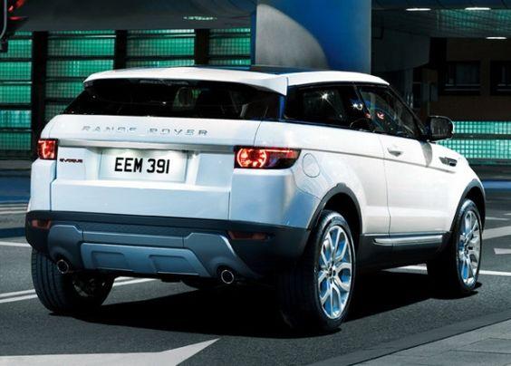 Rand Rover Evoque Branco
