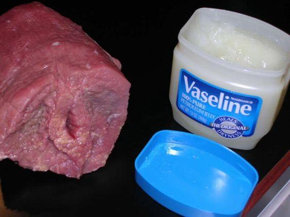 homemade vagina