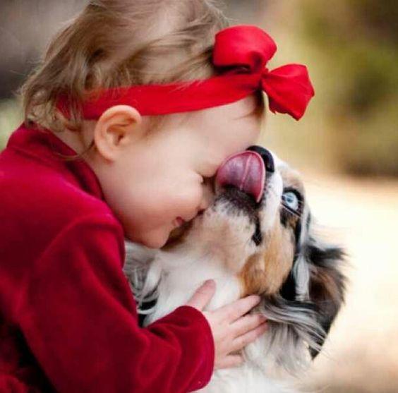 Carinho que acompanha a gente desde sempre <3 #MelhoresAmigos #Cachorro #Carinho