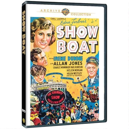 Show Boat (1936) (MOD) Edna Ferber's classic tale of life and love among a theatrical troupe on a Mississippi riverboat has received many dramatic treatments since its birth over eighty years ago.