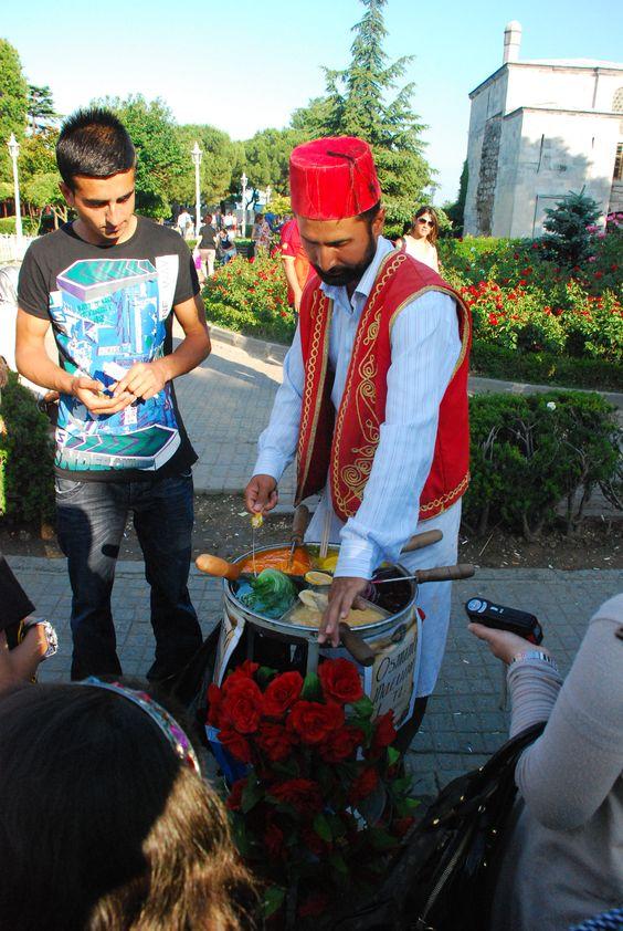 Mesir Macunu, El caramelo turco medicinal, Turquía