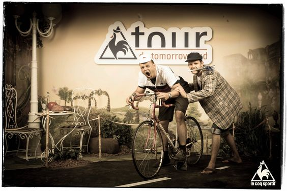 Tour de France Photobooth by PaardenKracht